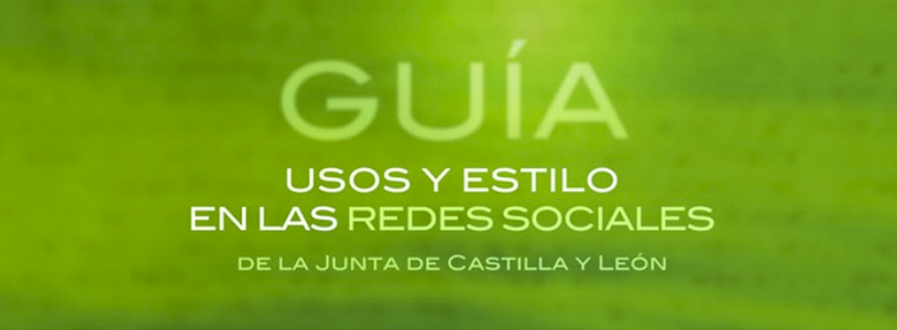guia redes sociales jcyl
