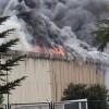 Incendio Campofrío Burgos