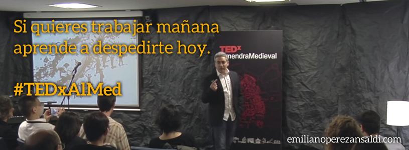 TEDx Emiliano Perez Ansaldi
